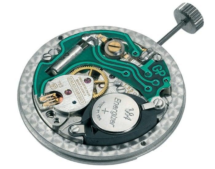 Girard Perregaux - mechanizm 705