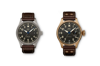 IWC Pilot's Watch Heritage