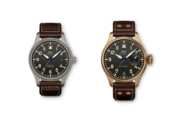 IWC Pilot's Watch Heritage
