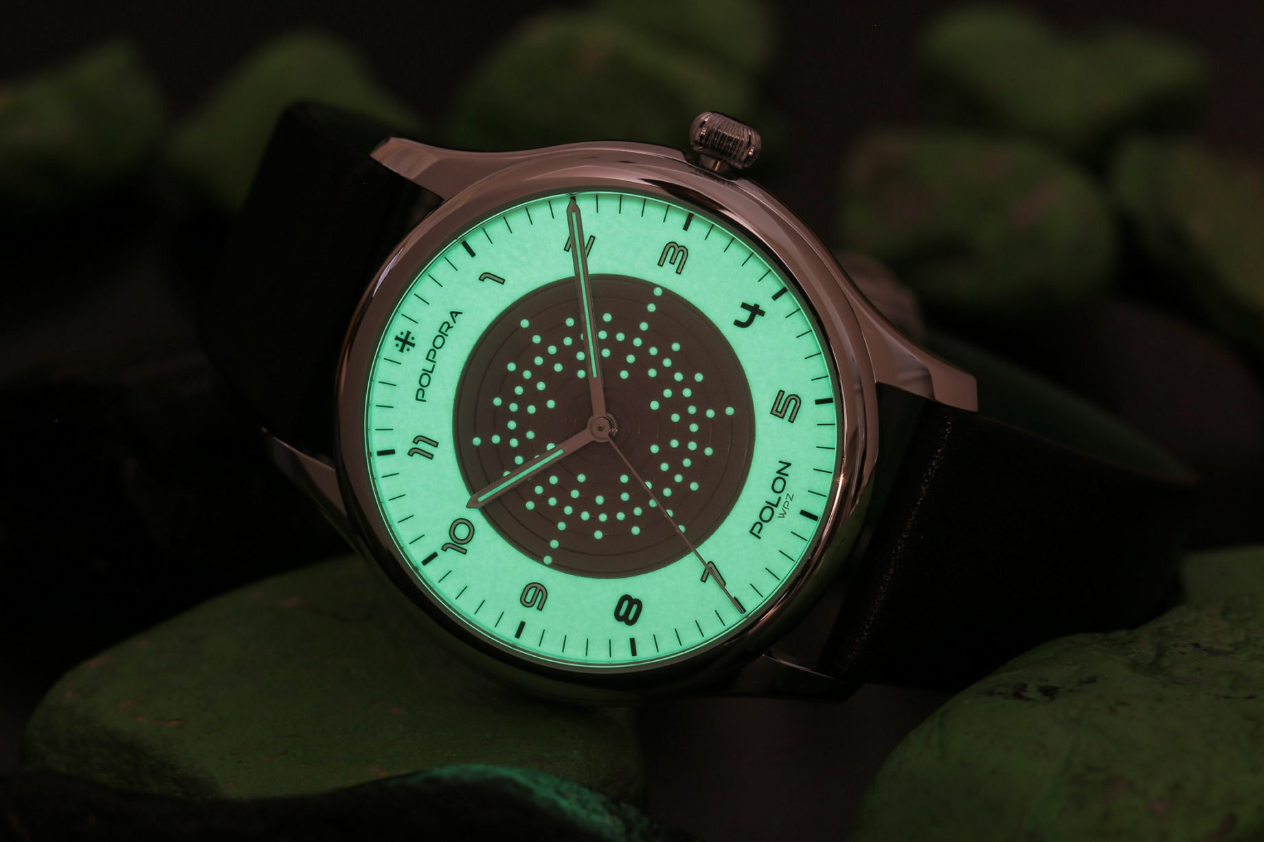 Polpora Polon - zegarek męski