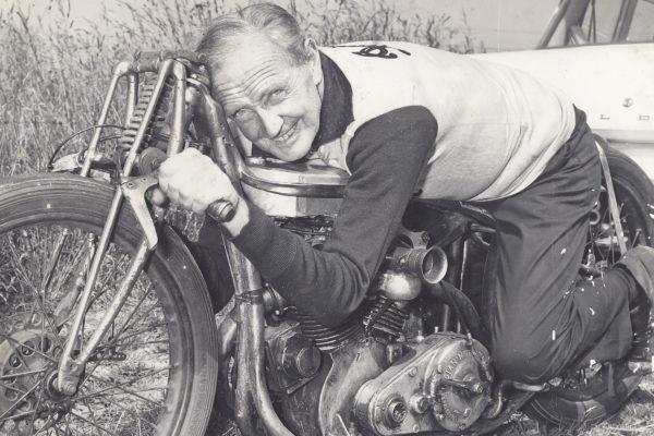 Burt Munro - 1962 rok