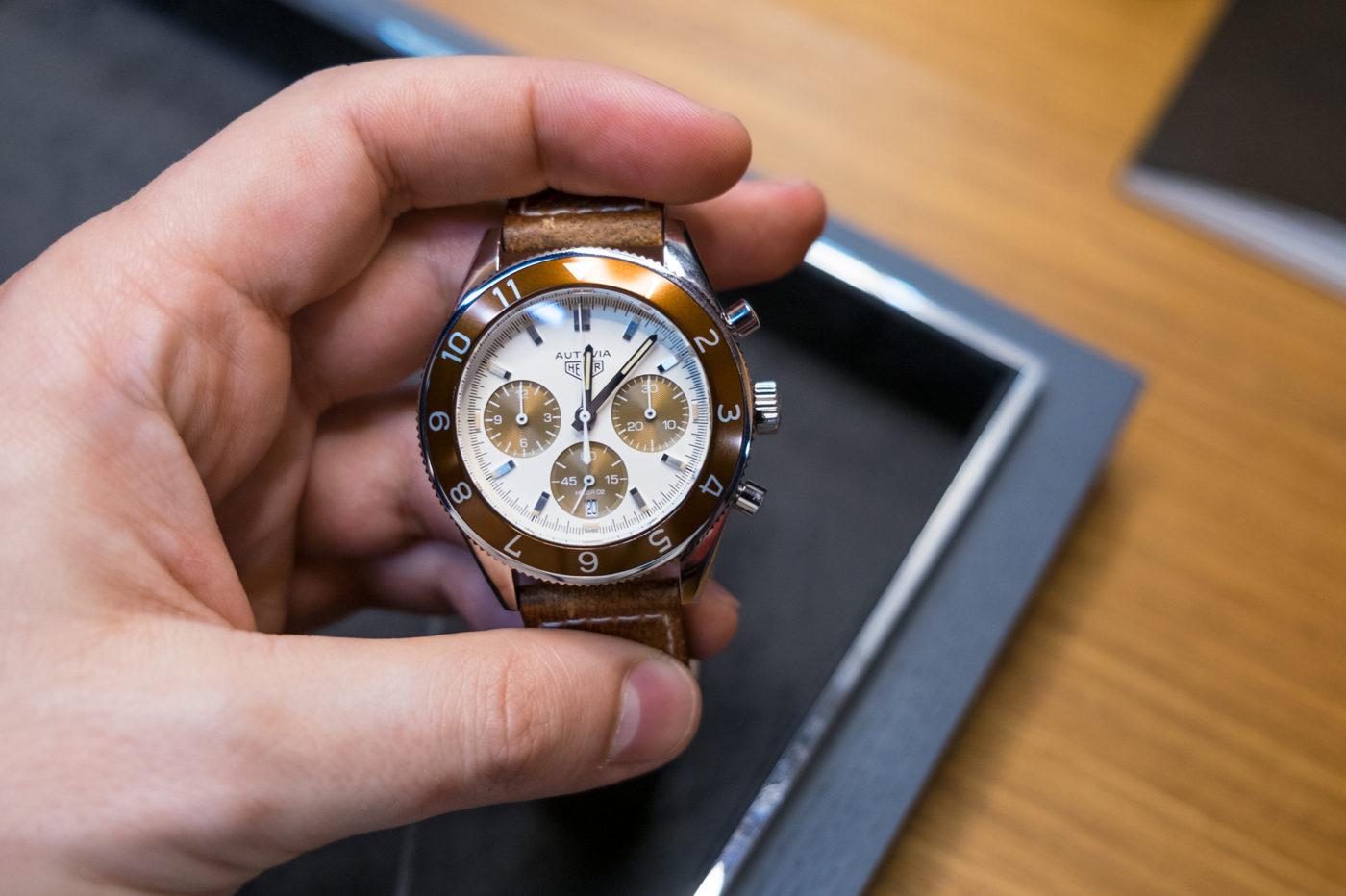 TAG Heuer Autavia UAE Limited Edition