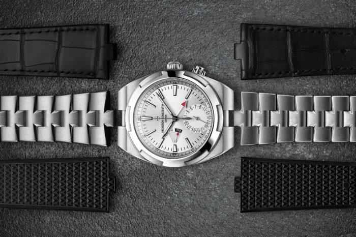 Vacheron Constantin Overseas Dual Time