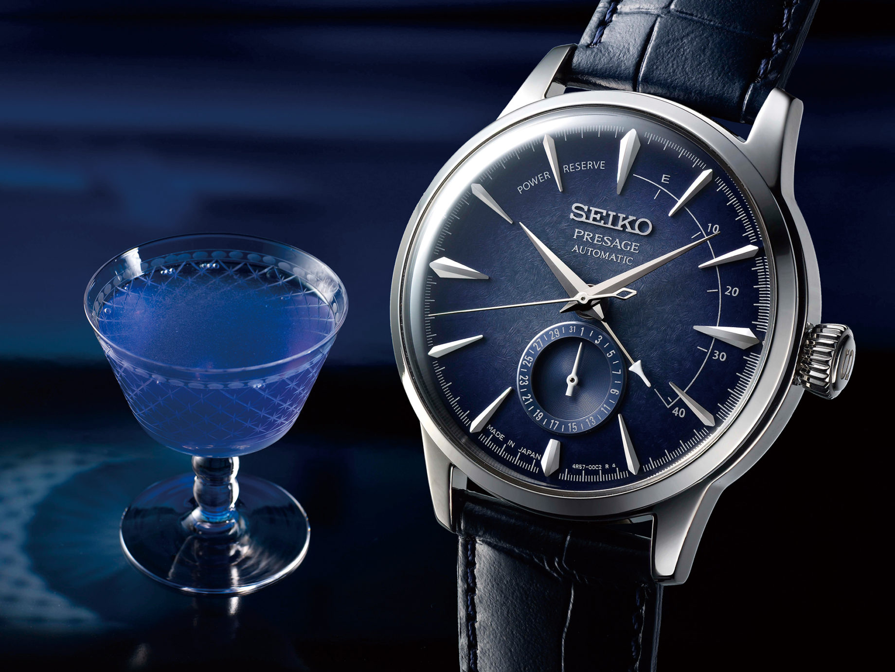 Seiko Presage Cocktail SSA361