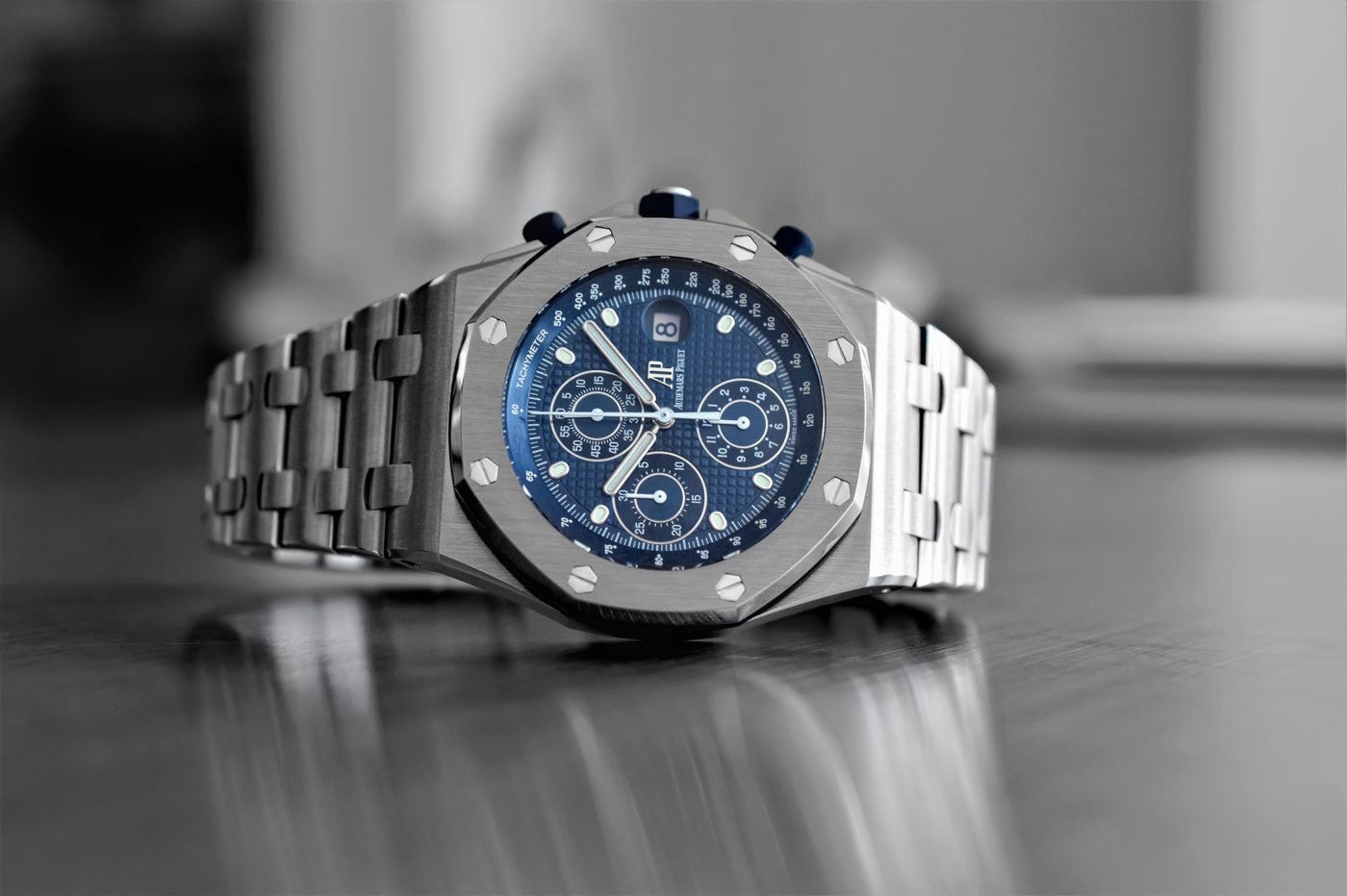 Audemars Piguet Royal Oak Offshore 25th Anniversary – SIHH 2018 [zdjęcia live, cena]