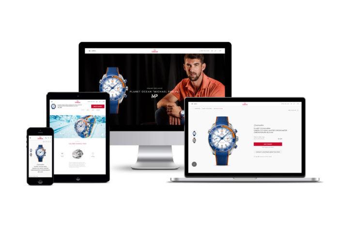Omega startuje ze sklepem on-line