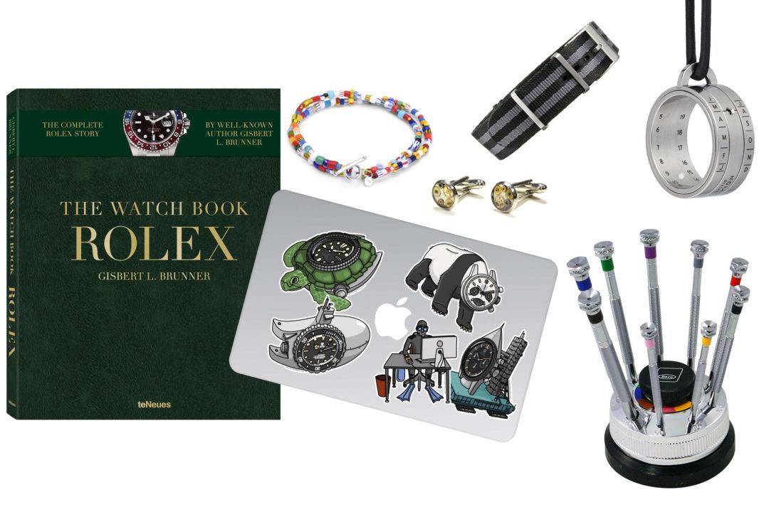 Pomysł na prezent dla miłośnika zegarków