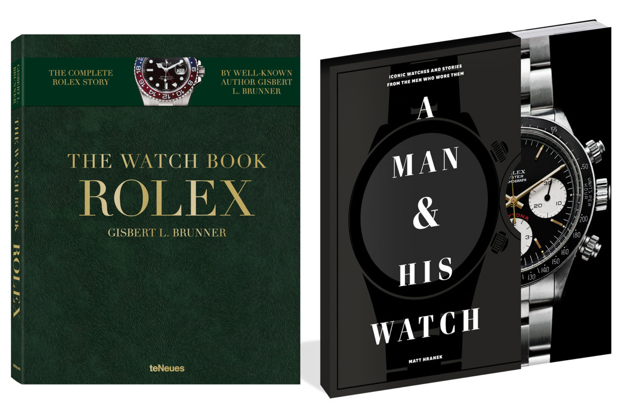 The watch book: Rolex / A Man & His Watch
