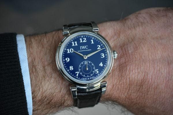 """IWC Da Vinci Automatic Edition """"150 Years"""" / foto: Monochrome-watches.com"""