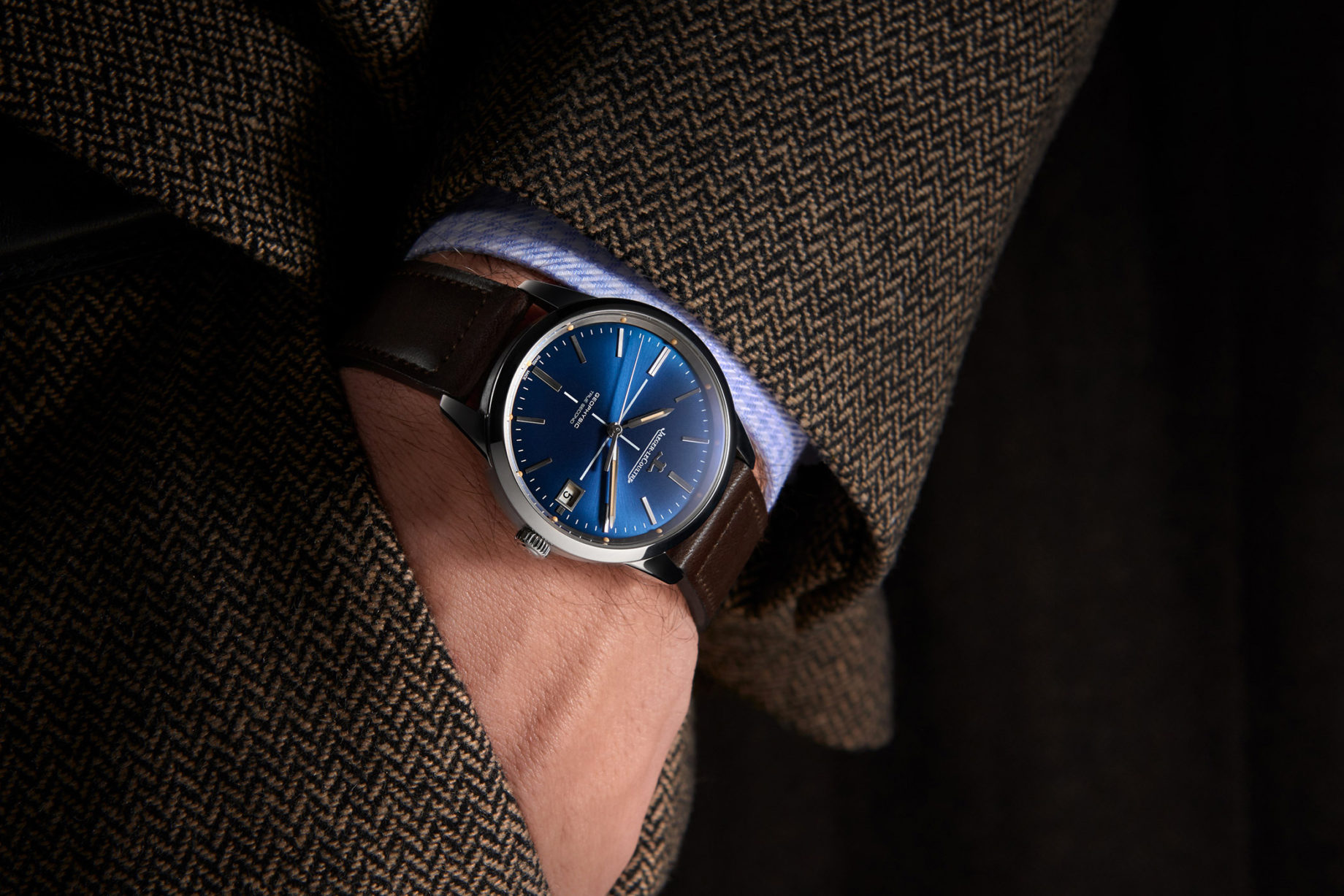 Jaeger-LeCoultre Geophysic True Second Limited Edition