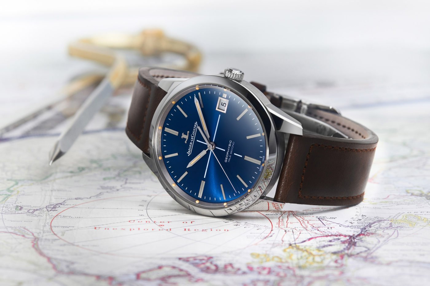Jaeger-LeCoultre Geophysic True Second Limited Edition [dostępność, cena]