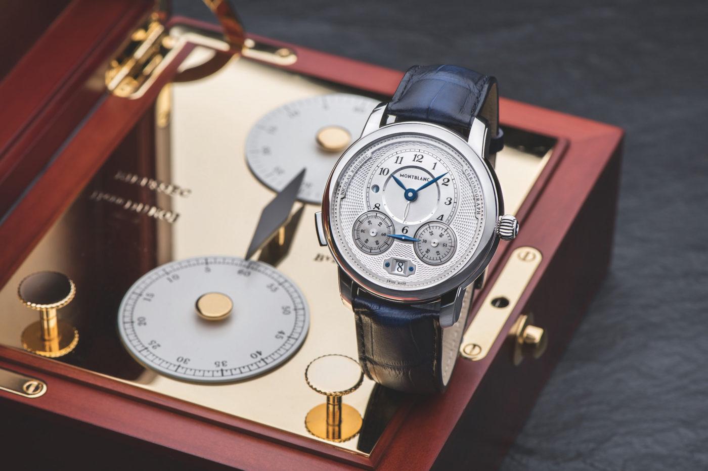 Montblanc – 20 lat kolekcji Star Legacy i dwa nowe chronografy – SIHH 2018