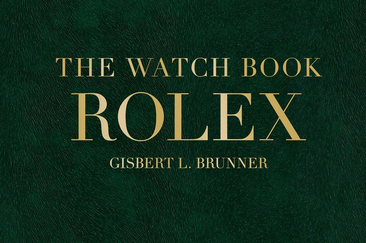 """Biblioteka: """"The Watch Book: ROLEX"""" – Gisbert L. Brunner"""