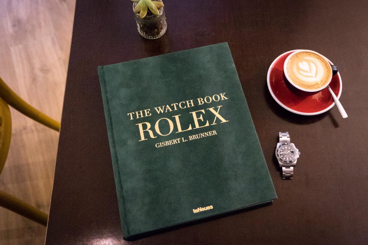 """""""The Watch Book: ROLEX"""" - Gisbert L. Brunner"""