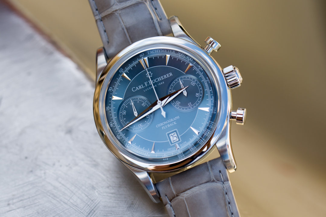 Carl F. Bucherer Manero Flyback Chronograph
