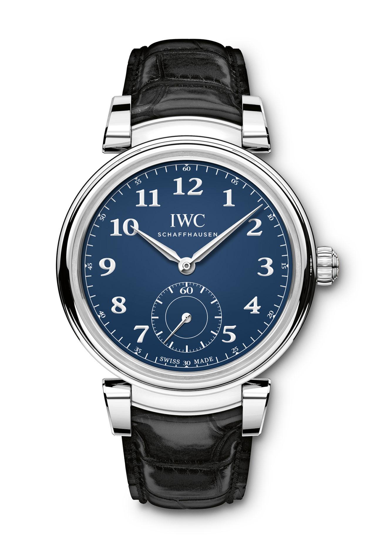 "IWC Da Vinci Automatic Edition ""150 Years"""
