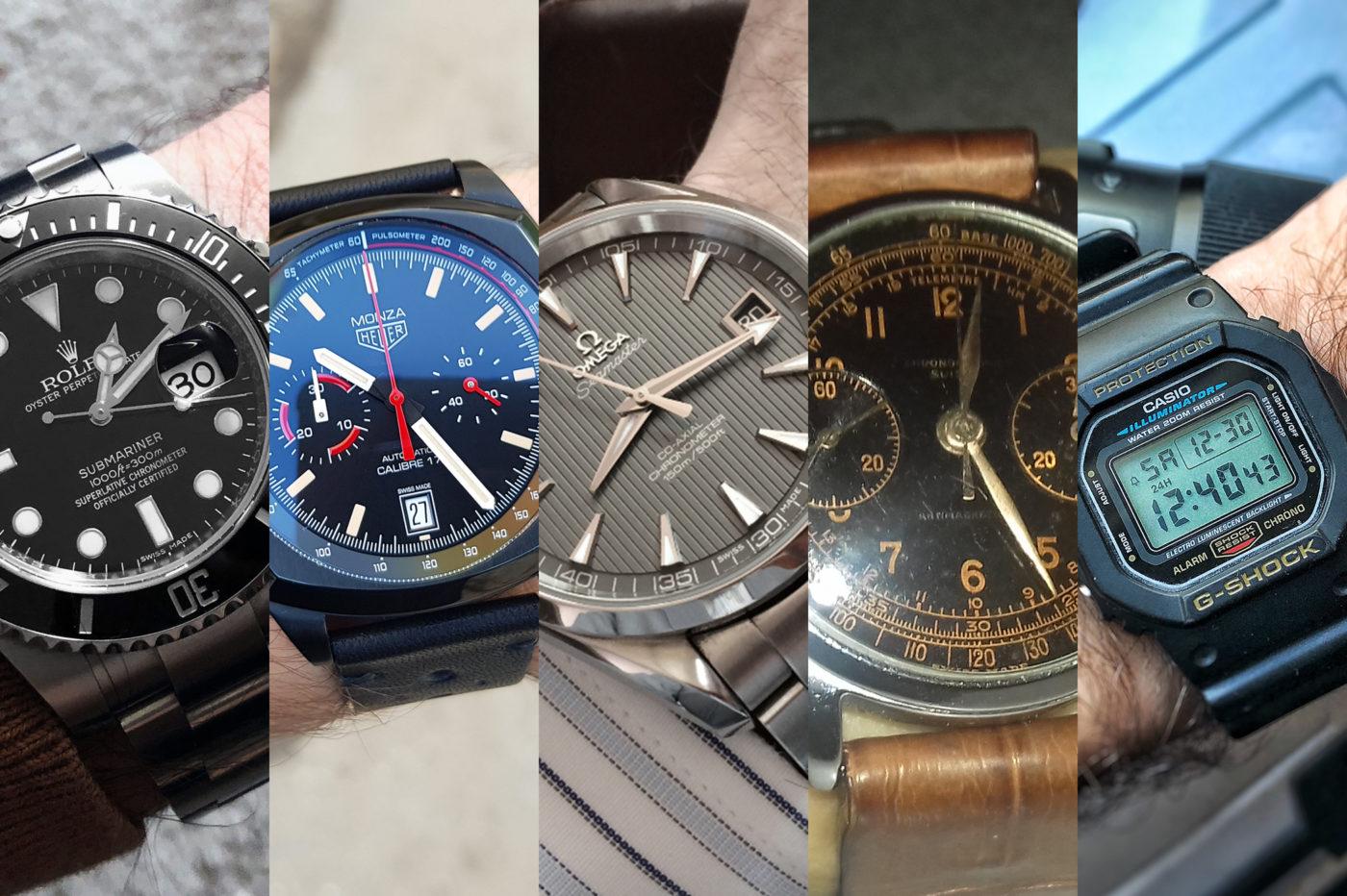 Co nosiliśmy najczęściej w 2017 roku? – zegarki redakcji CH24.PL