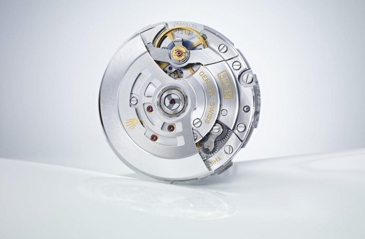 Rolex kaliber 3235