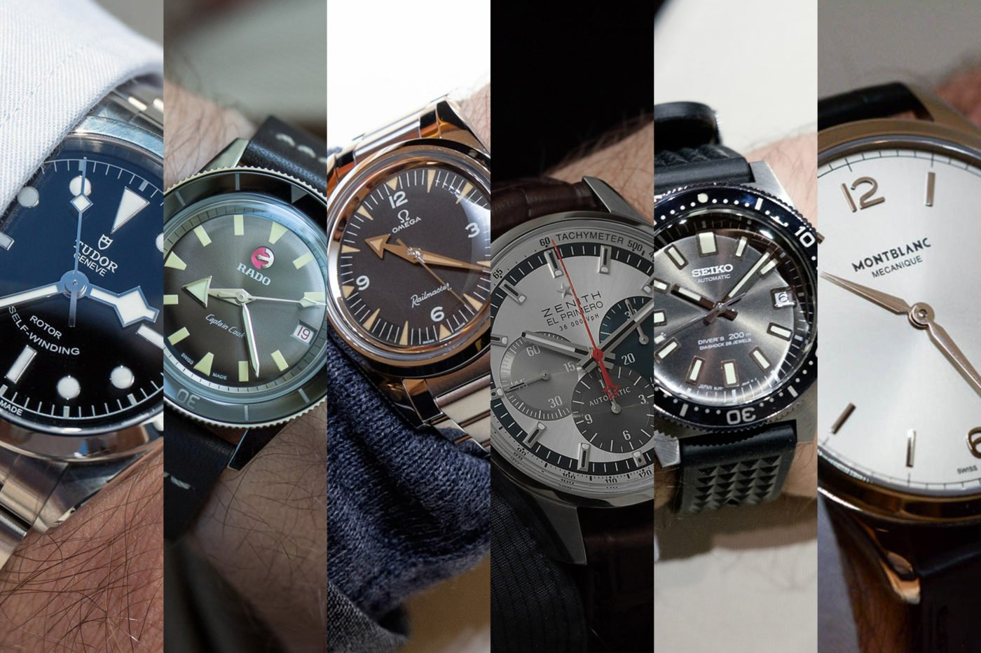 """TOP 6: """"Mały ale wariat"""", czyli najciekawsze zegarki o średnicy poniżej 40 milimetrów"""