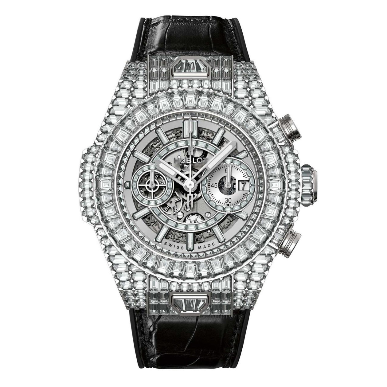 Hublot Big Bang 10 Years Haute Joaillerie