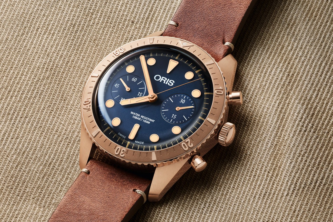 Oris Carl Brashear Chronograph Limited Edition [cena]