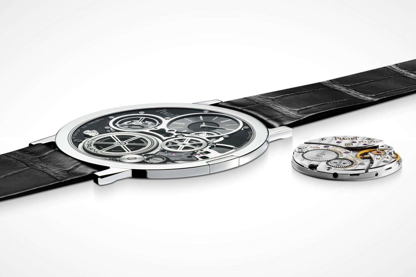 Piaget Altiplano Ultimate Concept – najcieńszy zegarek mechaniczny na świecie – SIHH 2018