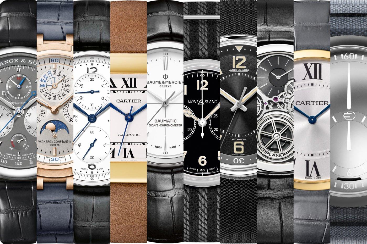 TOP 10 SIHH 2018 – najciekawsze zegarki pokazane na targach w Genewie