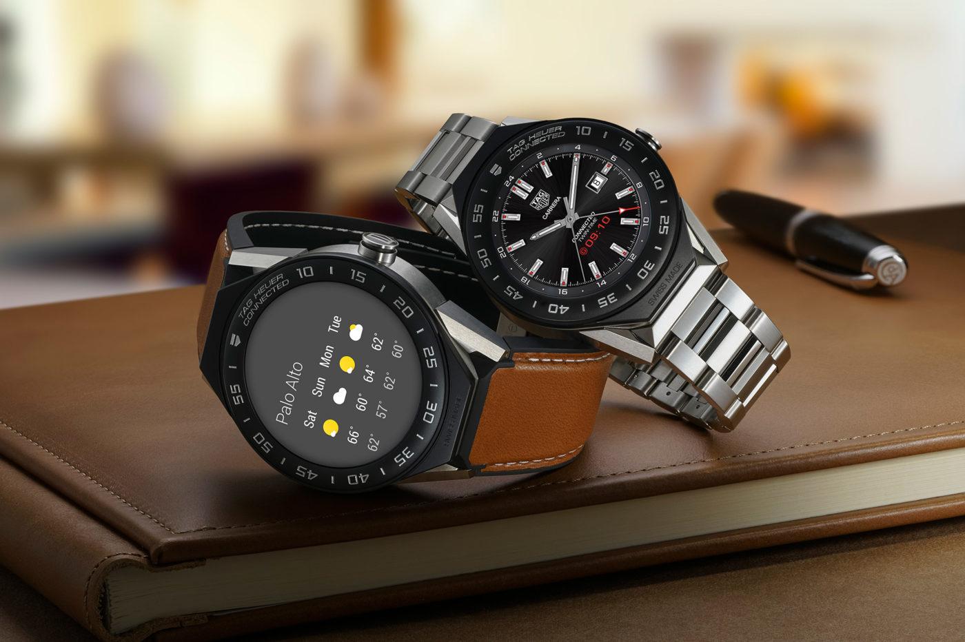 TAG Heuer Connected Modular 41 – smartwatch w mniejszym rozmiarze