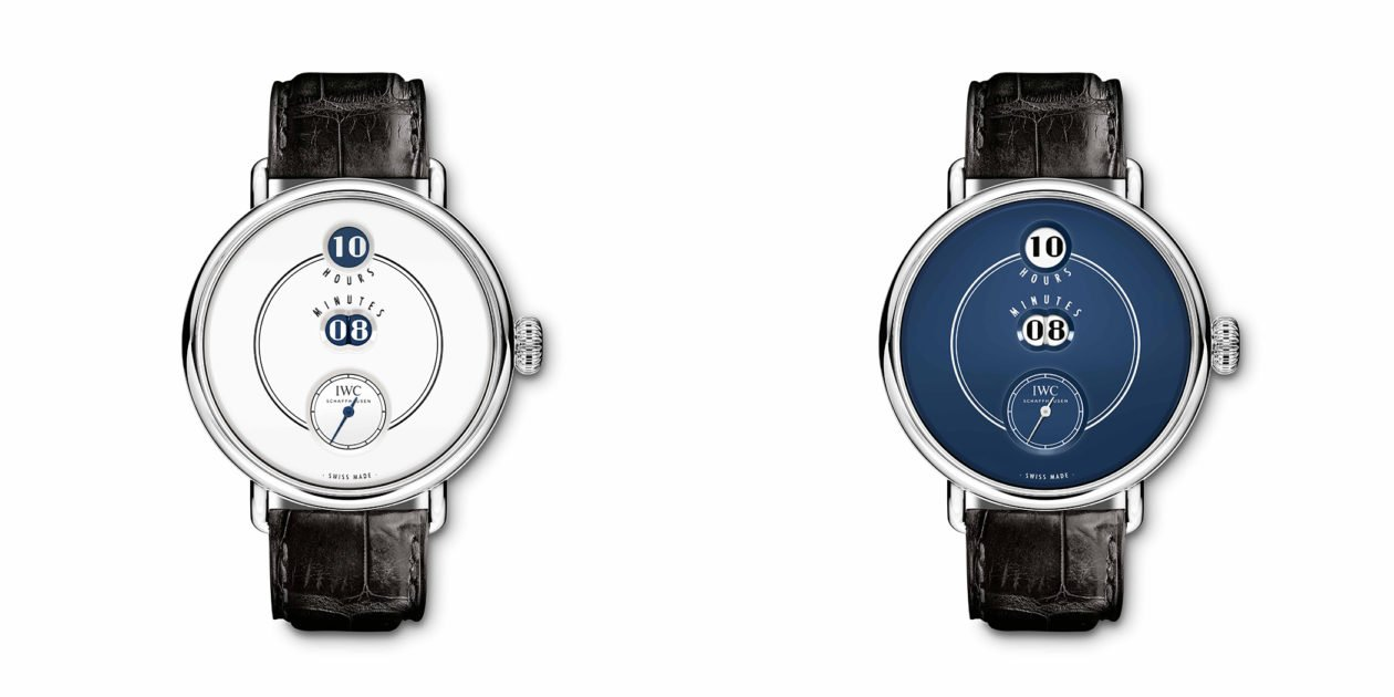 "IWC Tribute to Pallweber ""150 Years"""