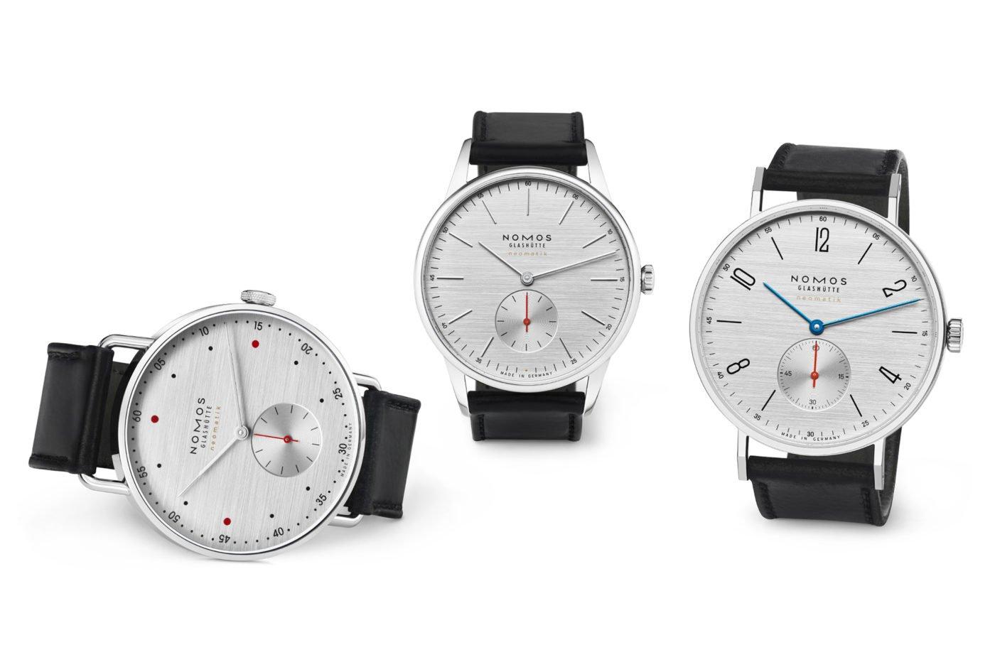 """Nomos At Work – zegarki idealne """"do biura"""" [dostępność, cena]"""