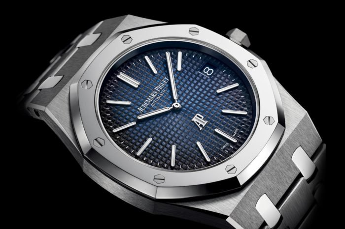 "Audemars Piguet Royal Oak ""Jumbo"" Extra Thin"