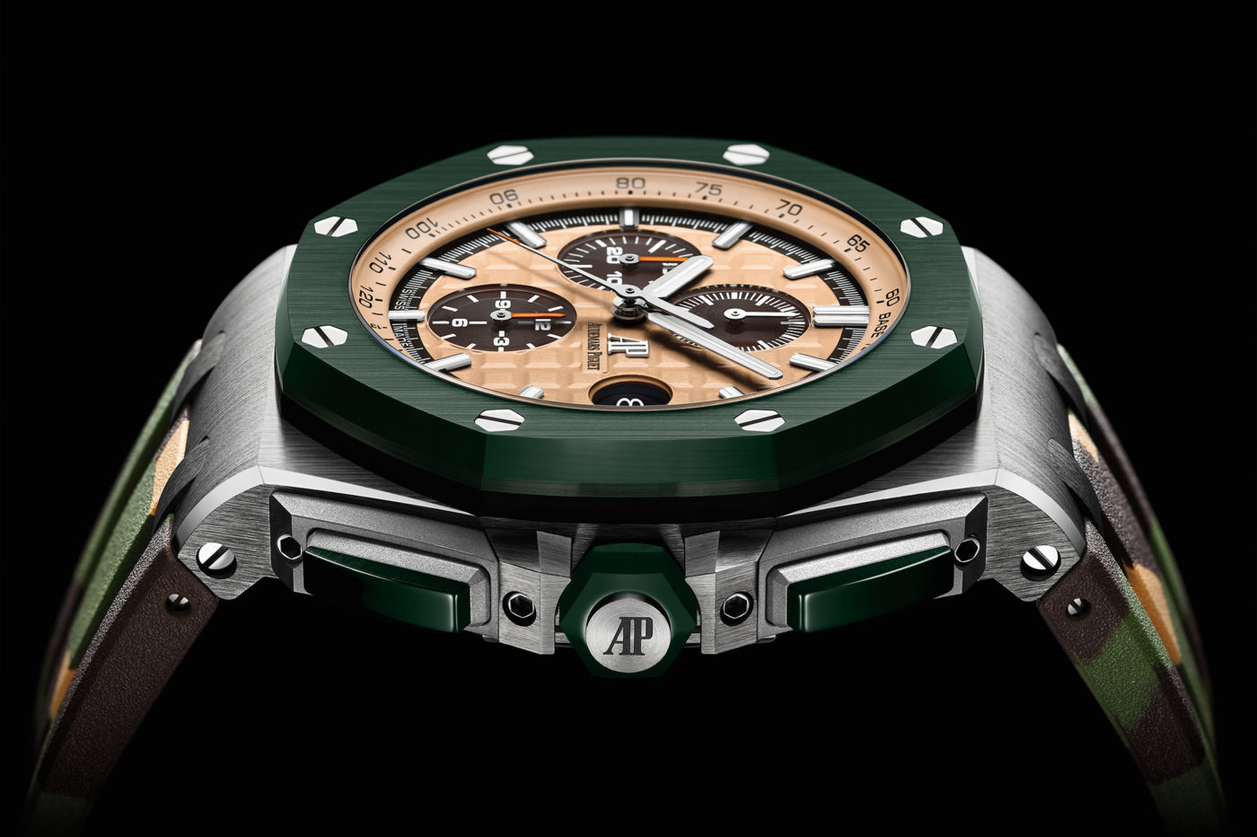 "Audemars Piguet Royal Oak Offshore ""Combat"" – SIHH 2018"