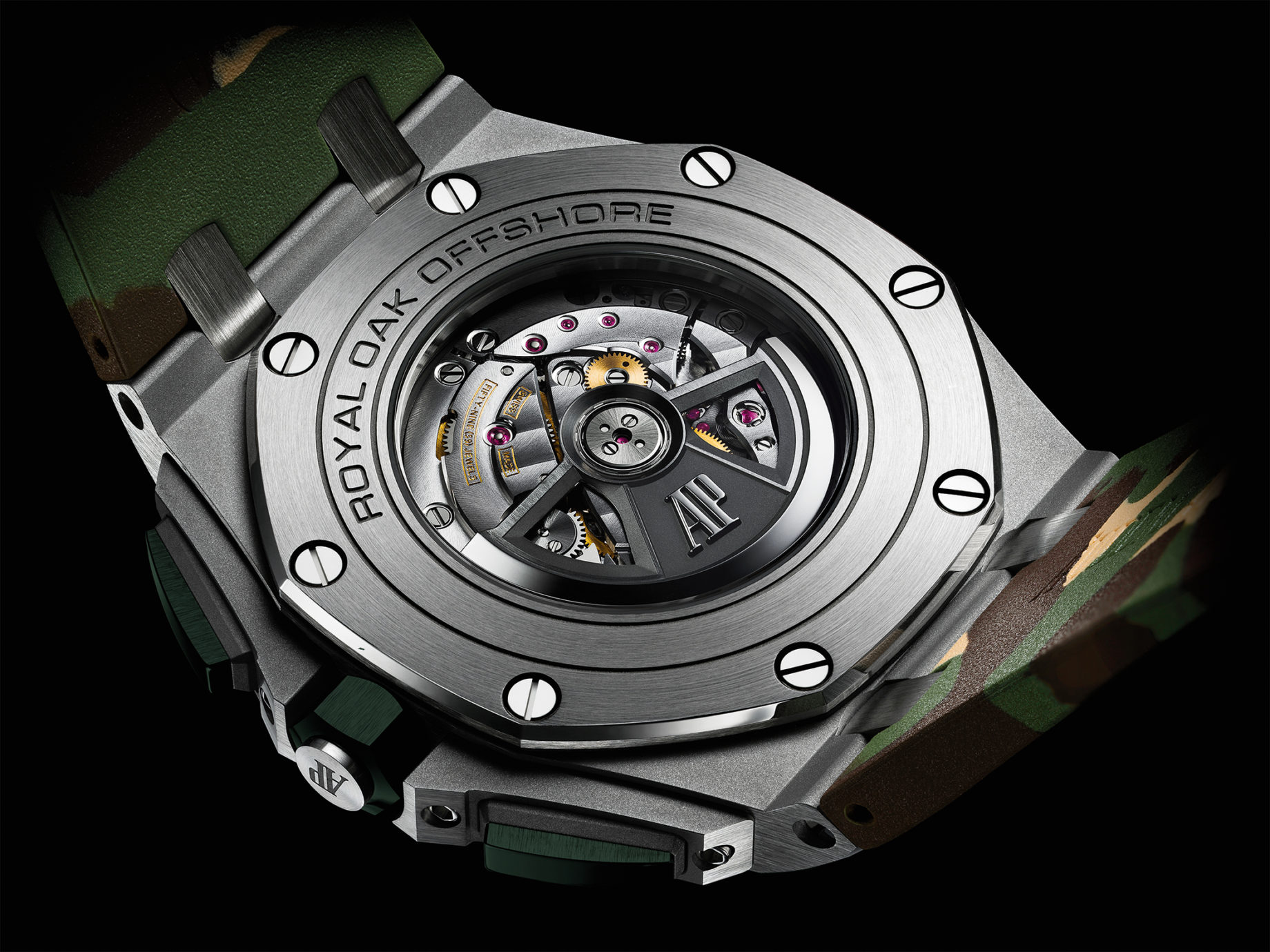 "Audemars Piguet Royal Oak Offshore ""Cameo"""