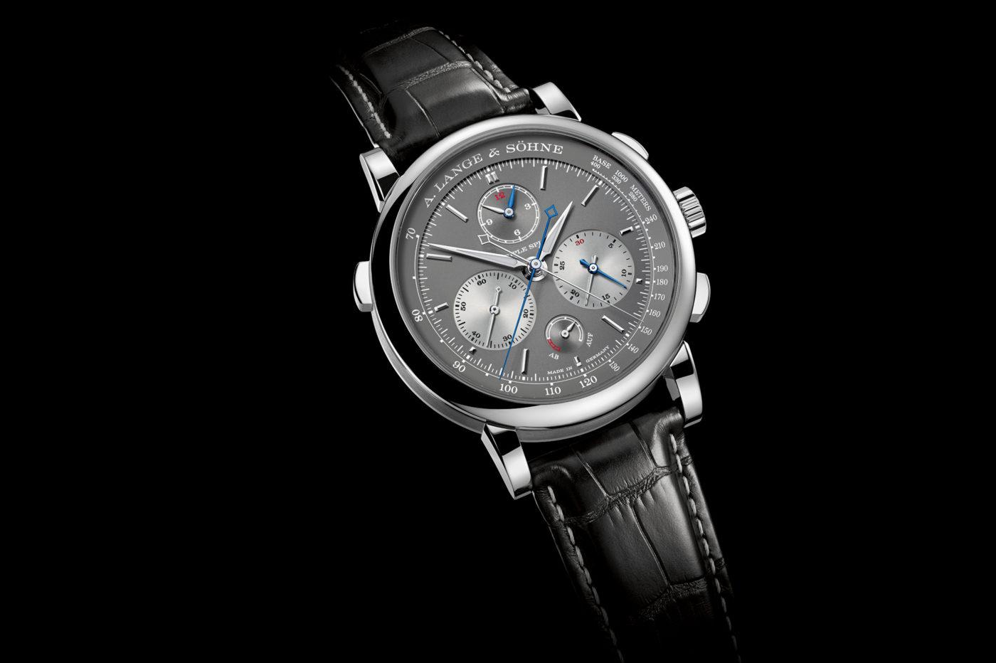 A. Lange & Söhne Triple Split – przełomowy chronograf – SIHH 2018