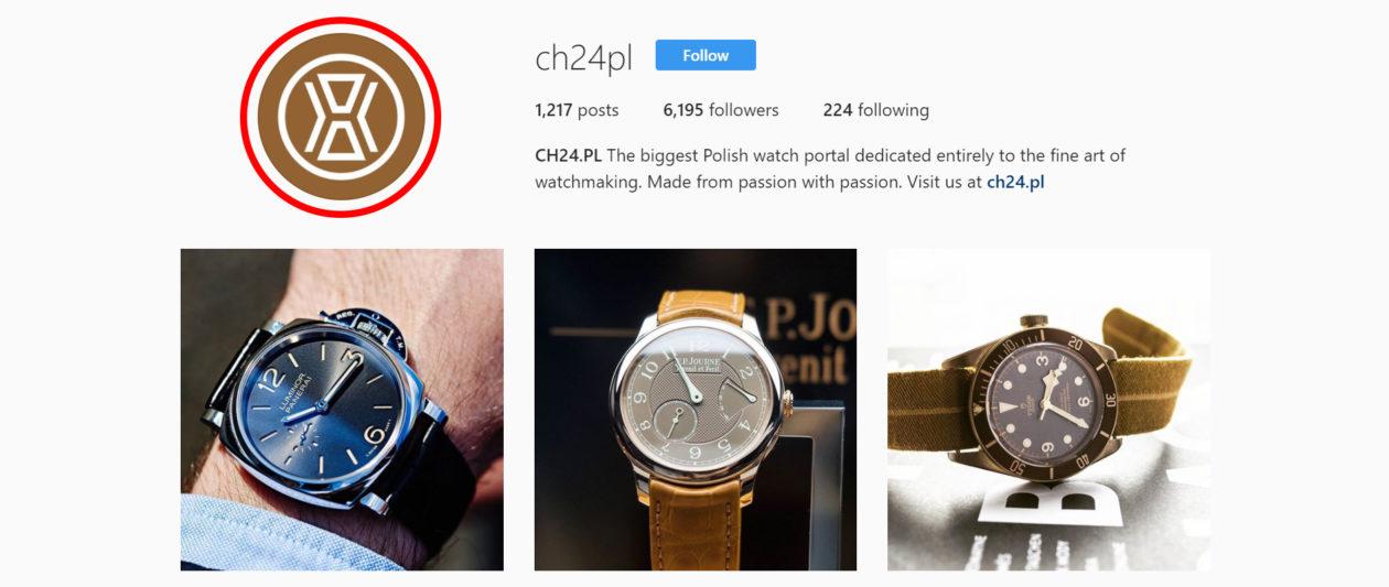 CH24.PL na Instagramie