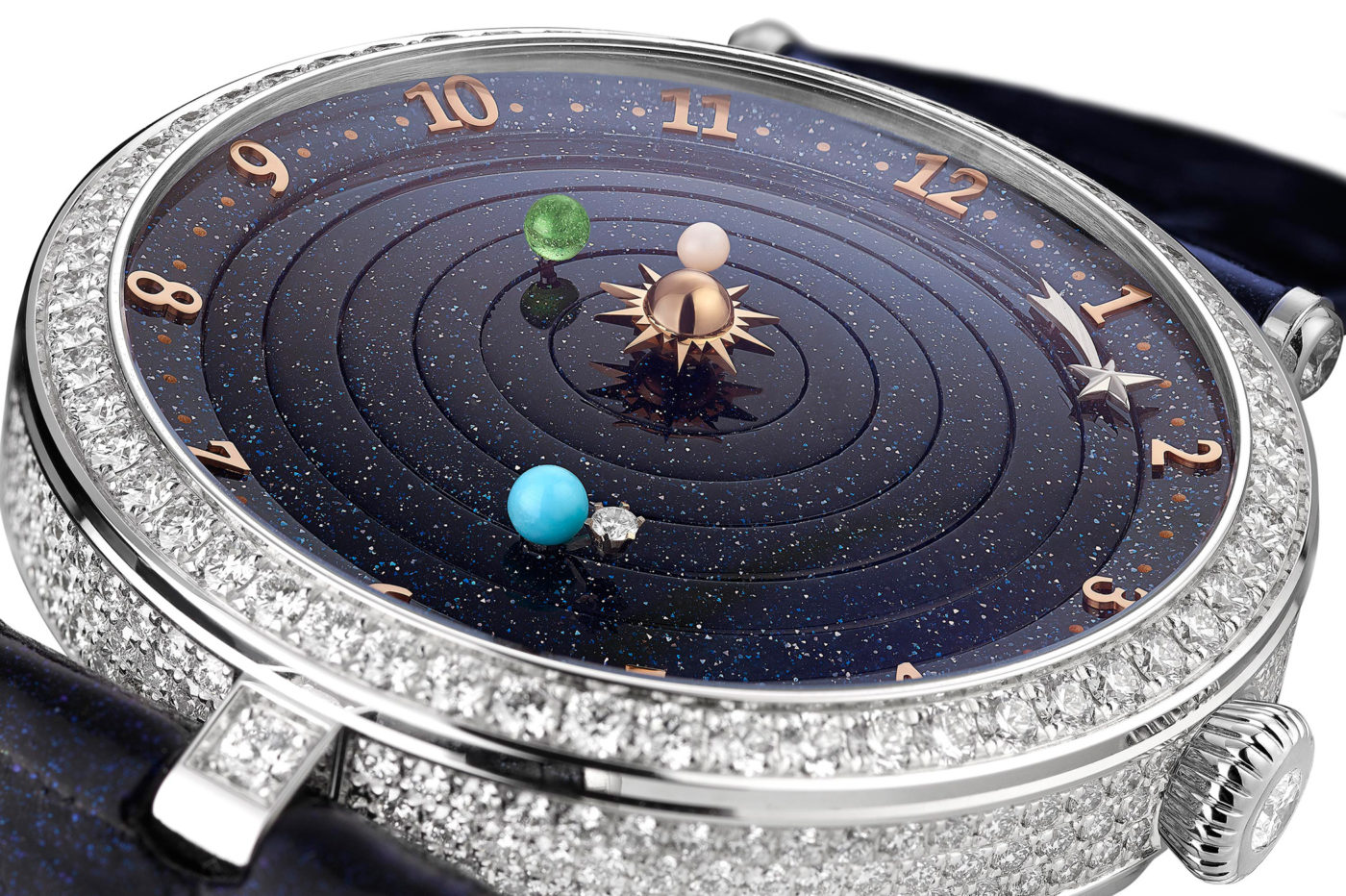 Van Cleef & Arpels Lady Arpels Planétarium – SIHH 2018