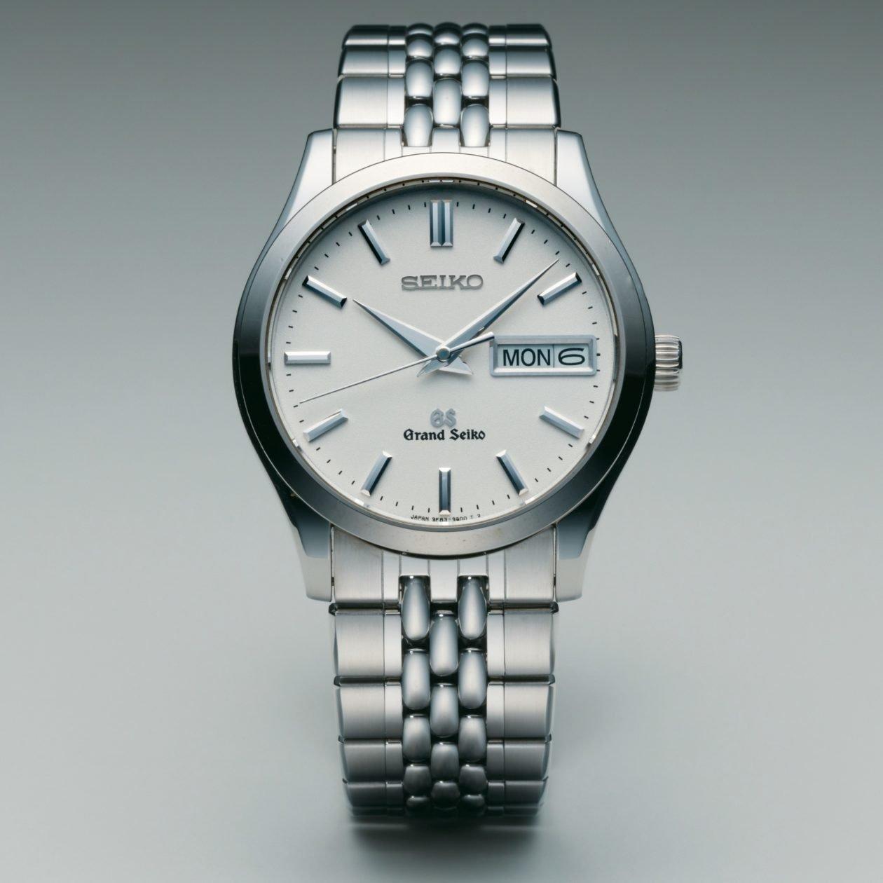 Grand Seiko 9F (1993) / foto: hodinkee.com