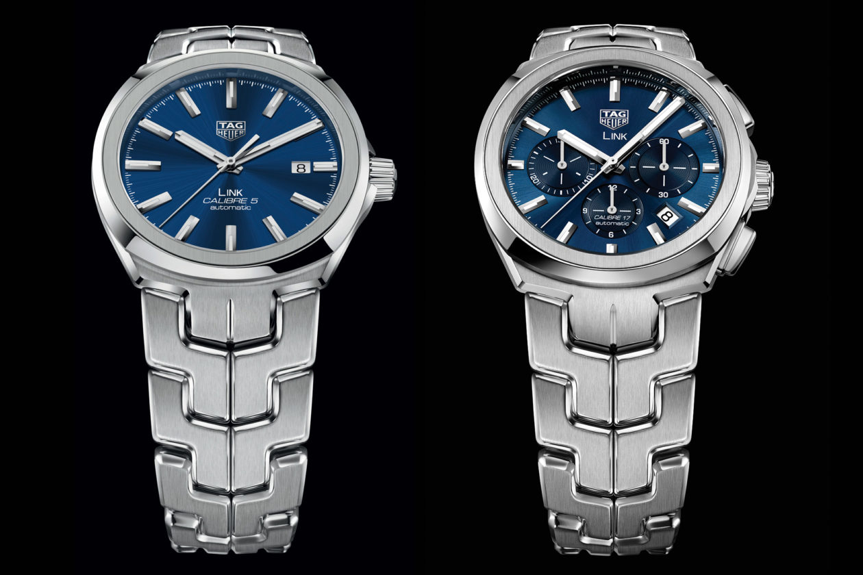 TAG Heuer Link Calibre 5 vs. Calibre 17 Chrono