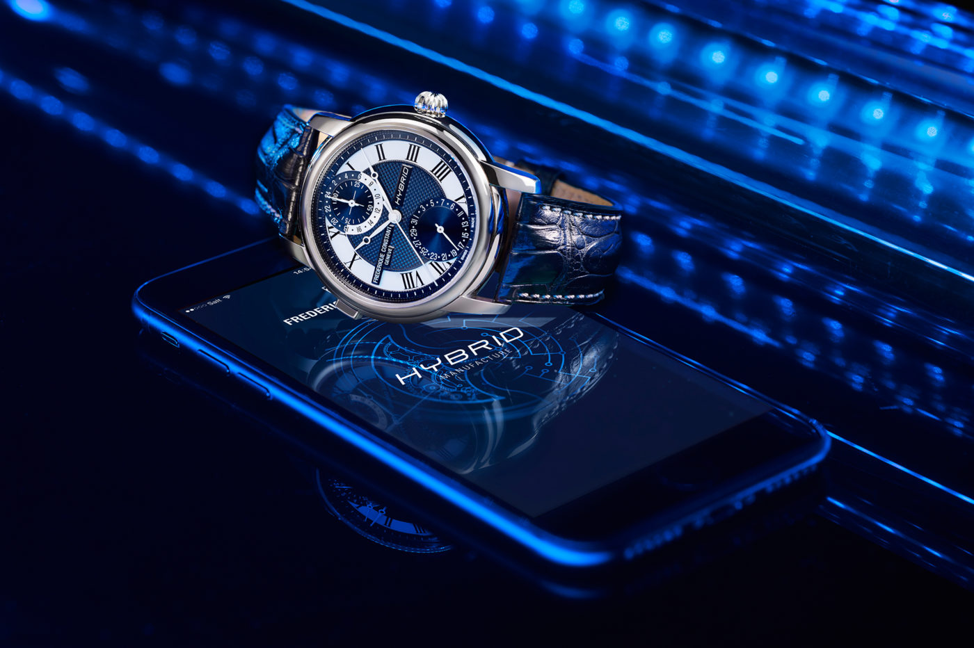 Frederique Constant Hybrid Manufacture – hybrydowy smartwatch [cena]