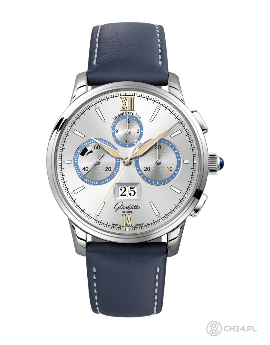Glashütte Original Senator Chronograph - The Capital Edition
