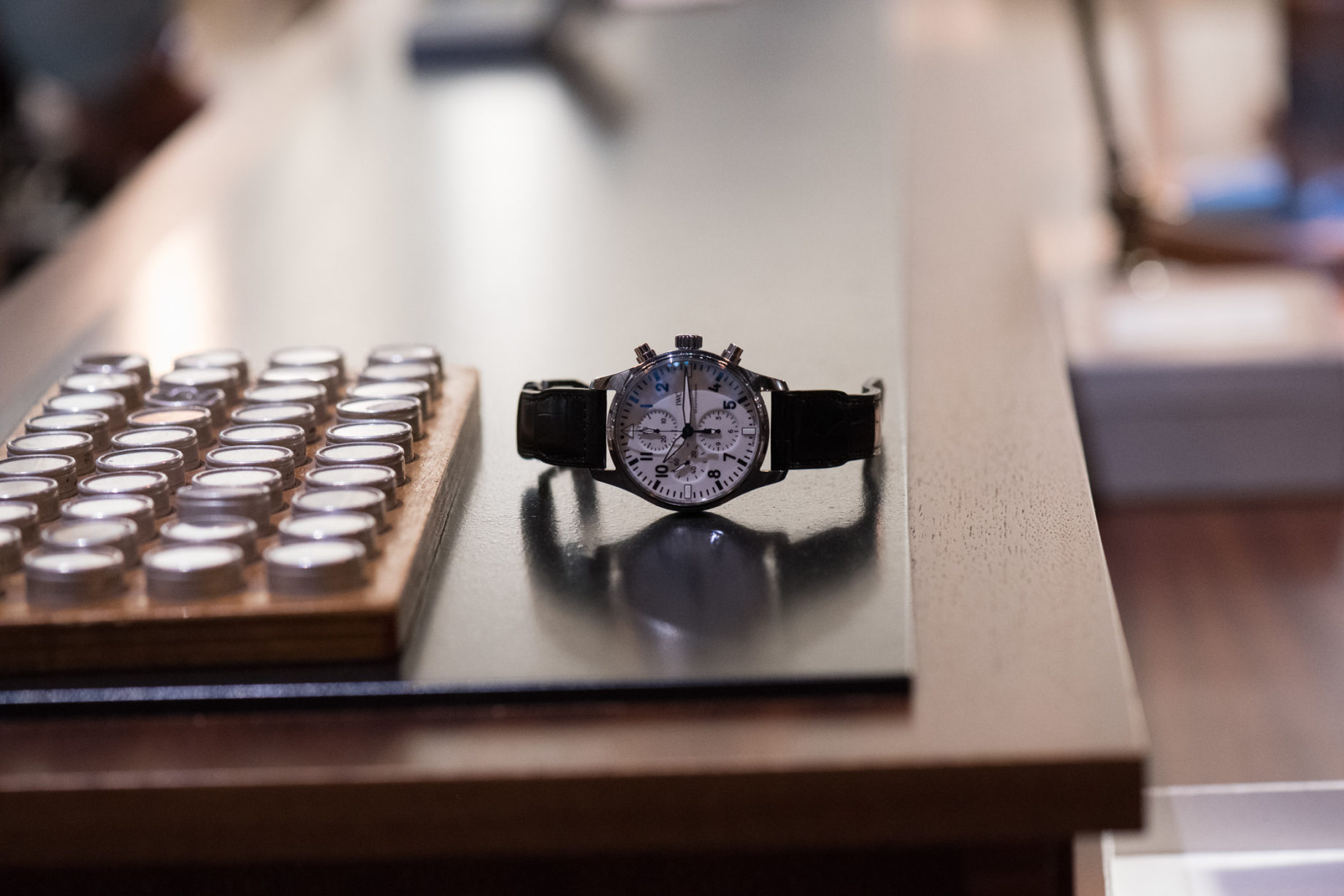 "IWC Pilot's Watch Chronograph ""150 Years"""