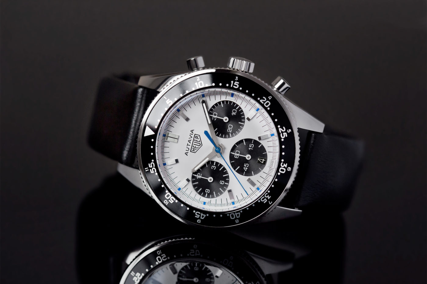 TAG Heuer Autavia Jo Siffert Collector's Edition by Calibre 11 [dostępność, cena]