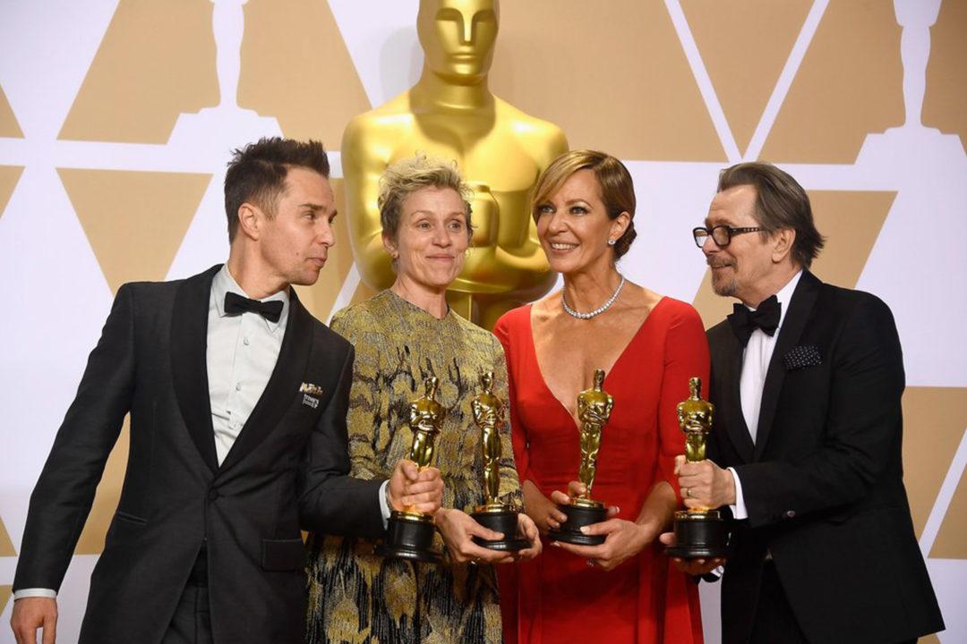 Oscary - zwycięzcy 2018