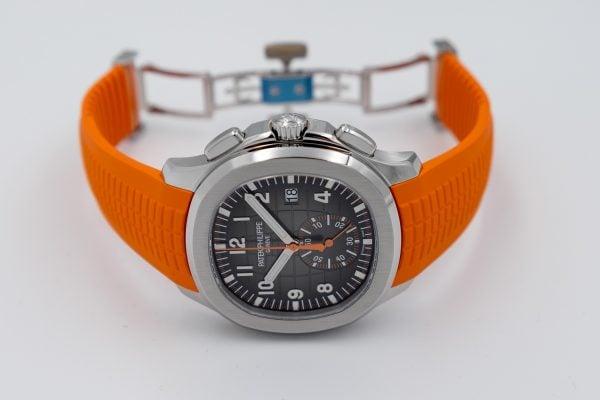 Patek Philippe Ref. 5968A-001 Aquanaut Chronograph