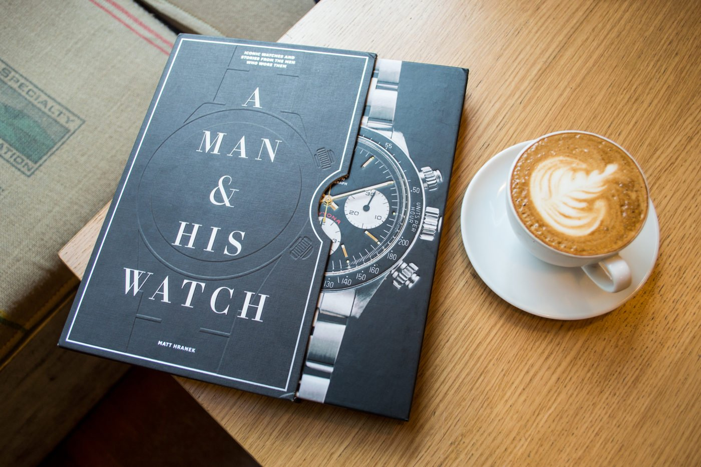 "Biblioteka: ""A Man and His Watch"" – Matt Hranek"
