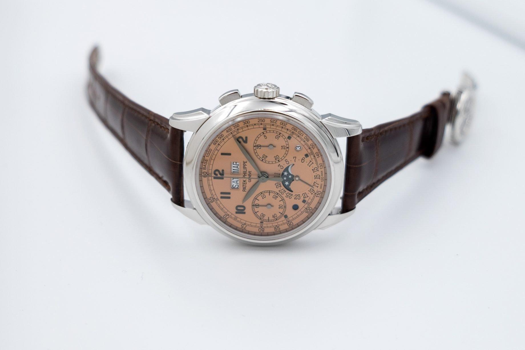 Patek Philippe Chronograph Perpetual Calendar Ref.5207P-001
