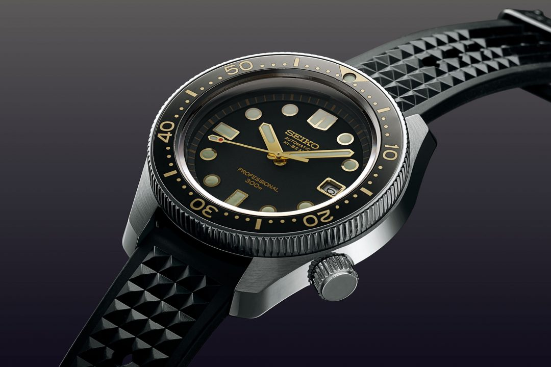 Seiko Prospex The 1968 Automatic Diver's