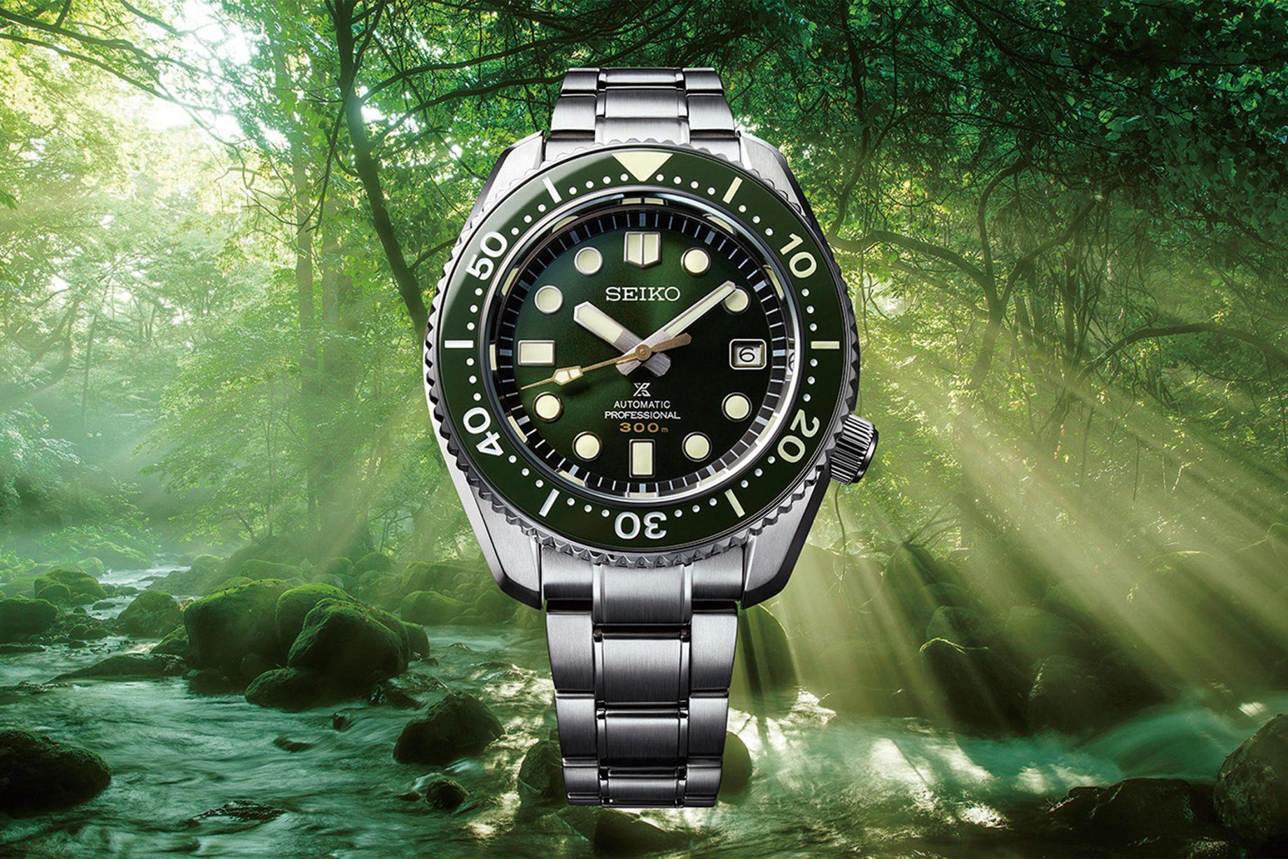Seiko Prospex The 1968 Automatic Diver's