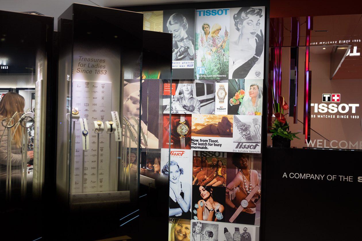 Dom Tissot na Baselworld 2018