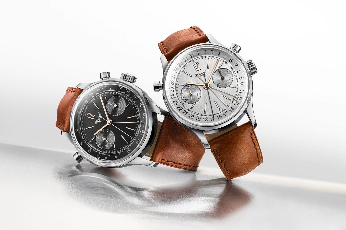 Habring² Doppel Felix z chronografem Rattrapante [dostępność, cena]